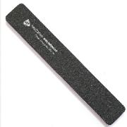 Пилка для манікюру мінеральна нігтів з напиленням DUP Чехія, двостороннє покриття наждачное, абразивність 8
