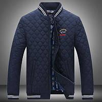 Демисезонная куртка мужскаяткань парка турецкая синтепон 150 плотная подкладка Размер : 46 , 48 , 50 , 52