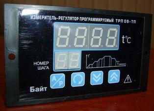 Регулятор температуры программируемый ТРП 09ТП - ООО «Термаш» в Днепре