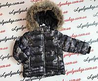 Куртка для девочки зима GLO-STORY, р-р 2-12 лет.оптом