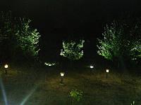 Ноу-хау! Вкапываемые светильники своими руками