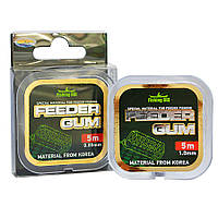 Амортизатор Feeder Gum Fishing ROI  d=0.8mm  5м