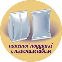 Пакеты полипропиленовые с еврошвом