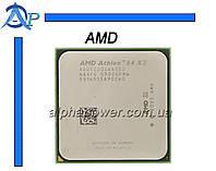 Процессор AMD Athlon 64 X2 5200+ (2700MHz, сокет AM2)