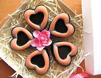 """Коробка конфет """"Цветок любви"""" - подарочная упаковка"""