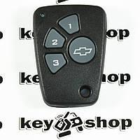 Оригинальный пульт для Chevrolet (Шевролет) 4 - кнопки,  434 MHz