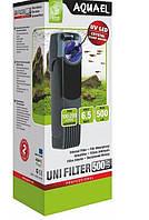 УФ-фильтр Aquael Unifilter 500 UV для аквариума внутренний, 500 л/ч