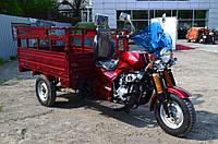 Грузовой мотоцикл HORSE HT-200 (200 куб.см; бензин)
