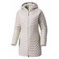 Женская куртка-пальто Columbia  POWDER LITE™ MID JACKET серая WK0034 020