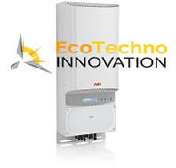Инвертор сетевой однофазный ABB PVI-6000-TL-OUTD-S, 6 кВт