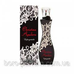 Женская парфюмированная вода Christina Aguilera Unforgettable