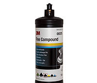 3М 09375 Абразивная полировальная паста Fine Compound №2