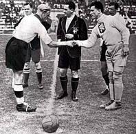 История появления футбола.