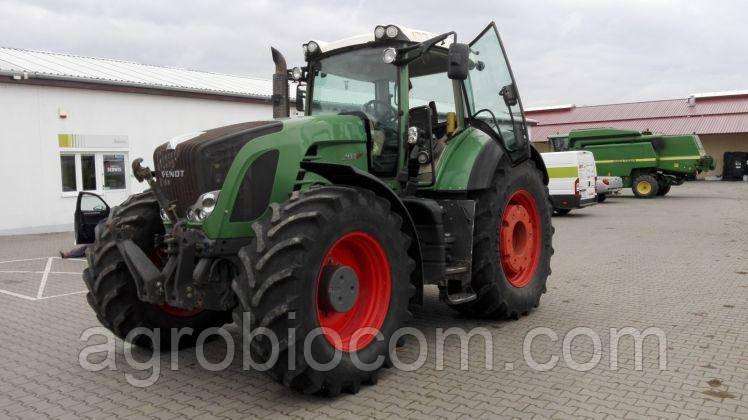 Трактор Fendt 933 Vario
