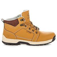 01-09 Коричневые женские трекинговые ботинки B7273Y