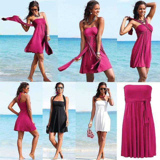 Пляжное платье AL7034, фото 9