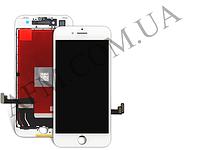 Дисплей (LCD) iPhone 7 Plus с сенсором белый оригинал