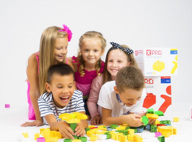 Детские конструкторы Nobi