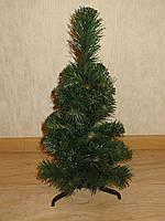 Новогодняя елка искусственная 0.55 м. Маленькая праздничная ёлка настольная!