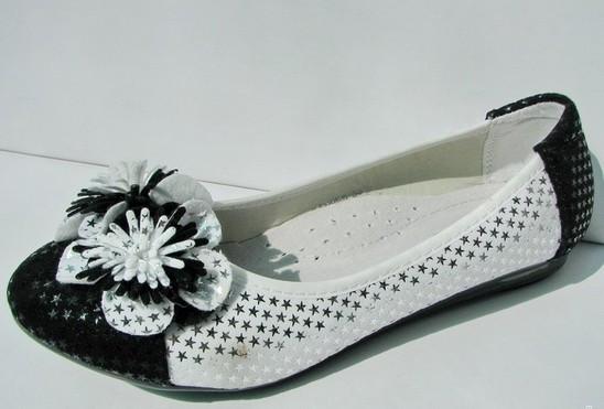 Туфли лодочки для девочки, 30