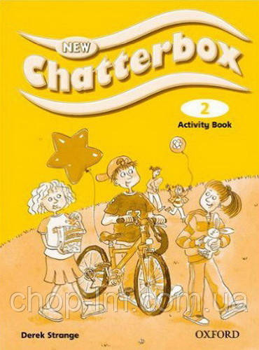 New Chatterbox Level 2 Activity Book (рабочая тетрадь/зошит)