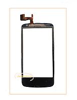 Сенсор (тачскрин) HTC Desire 500 Black Original