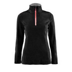 Кофта brunotti yark women fleece black АКЦИЯ -20%