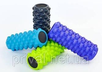 Роллер массажный для йоги EVA GRID Roller 5714