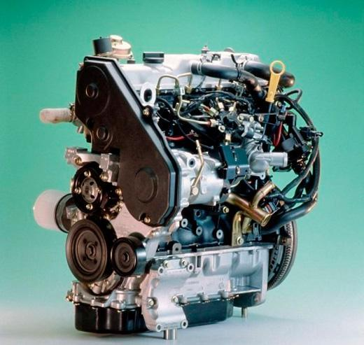 Двигатель 1.8 TDCi