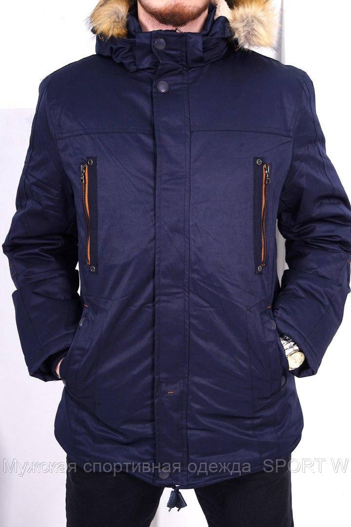 b005ffaf Зимняя удлиненная куртка, парка мужская: продажа, цена в Запорожье ...
