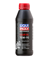 Напівсинтетичне моторне масло для 2-тактних двигунів - Liqui Moly Racing Gear Oil 75W-90
