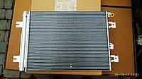 Радиатор кондиционера конденсор Логан Сандеро 2 Докер Лоджи 921007794R