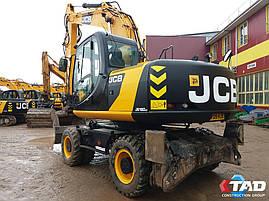 Колесный экскаватор JCB JS160W (2009 г), фото 3