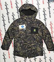 Куртка для мальчика зима GLO-STORY, р-р134-164см .оптом