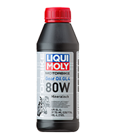 Трансмиссионное масло - Motorbike Gear Oil SAE 80W 0,5л