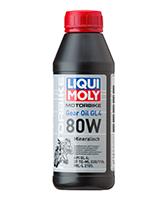 Мінеральне трансмісійне масло для мотоциклів - Liqui Moly Racing Gear Oil 80W