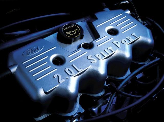 Двигатель 2.0 SPLIT PORT