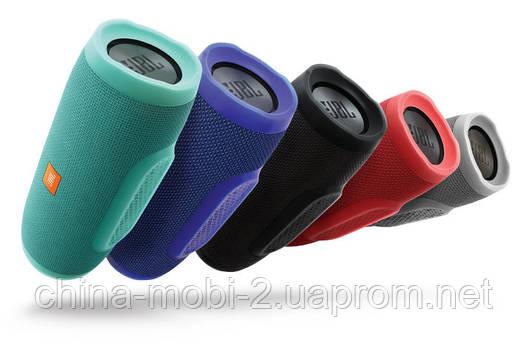 Беспроводная колонка JBL Charge 4, зеленый (FM/Bluetooth/USB/microSD) - реплика, фото 2