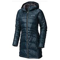 Женская куртка-пальто Columbia  женская KARIS GALE™ LONG JACKET синяя WK0096 494