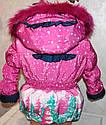 Теплый зимний комбинезон+куртка 28 размер, фото 4