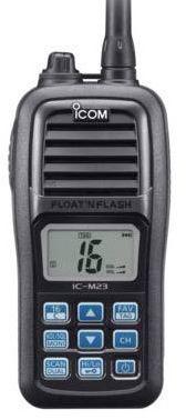 Морская радиостанция ICOM IC-M23 ATIS