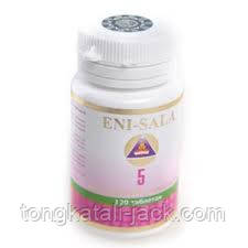 Пептидный комплекс Eni-Sala 5-60 таблетки № 60