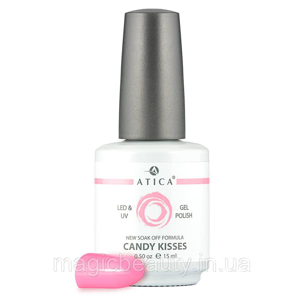Гель-лак Atica Candy Kisses 66, 7,5 мл