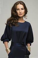 Платье женское темно синее 2231, фото 1