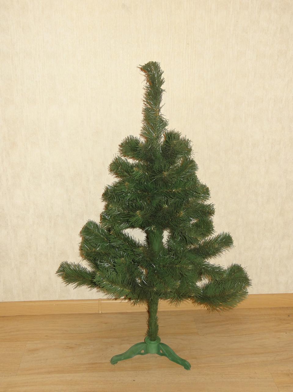 Новогодняя елка искусственная 1 метр на ножках!