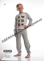 Пижама для мальчика  BNP 017/001 (92-158)(ELLEN). Новинка осень-зима 2018