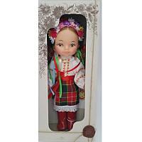 """Кукла """"УКРАИНКА"""" 35 см в национальном костюме В219/2 Украина в красивой подарочной коробке."""