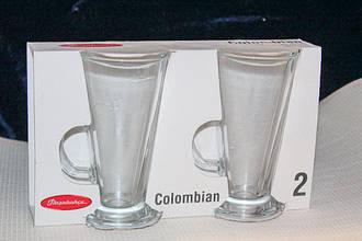 Набір чашок 2пр Pasabahce Colombian 2шт*263г 55861