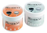 PRESIDENT PUTTY (ПРЕЗИДЕНТ ПАТТИ) БАЗА,  А-силикон, 300 мл+300 мл