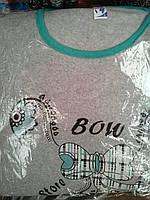 Пижама байковая женская №5101-2 (брюки)
